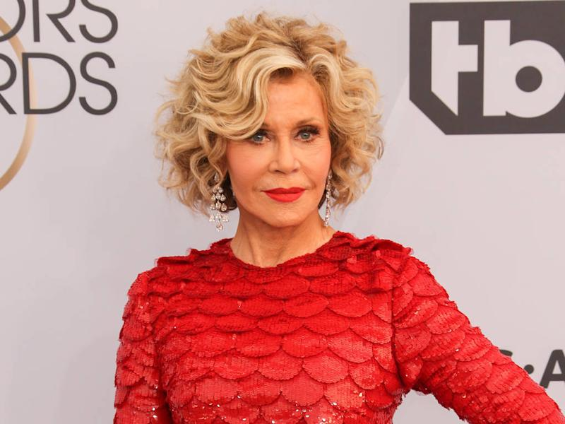Jane Fonda rules out undergoing any further plastic surgery