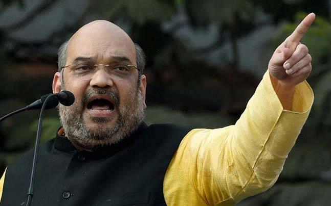 Eyeing 2019 polls, BJP chief Amit Shah to start 95-day all-India tour with Jammu and Kashmir visit