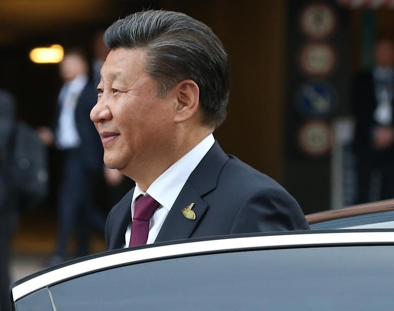 China's Xi Seeks to Calm North Korea Tensions in Call With Trump