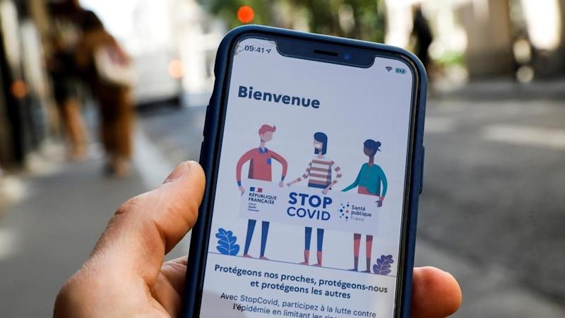 France rolls out new Covid tracking app 'TousAntiCovid'