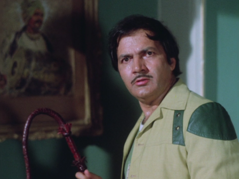 Prem Chopra in Dostana (1980)