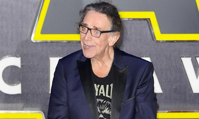 "The towering Chewbacca actor beloved by many sci-fi fans <a href=""https://uk.news.yahoo.com/peter-mayhew-actor-played-chewbacca-star-wars-movies-010110780.html"" data-ylk=""slk:died at the age of 74;outcm:mb_qualified_link;_E:mb_qualified_link"" class=""link rapid-noclick-resp yahoo-link"">died at the age of 74</a> on 30 April. Mayhew died of a heart attack, just weeks away from his 75th birthday. He played the Wookie in all of the <em>Star Wars</em> films from 1977 until his retirement after 2015's <em>The Force Awakens</em>. (Photo by John Rasimus/Barcroft Media via Getty Images)"