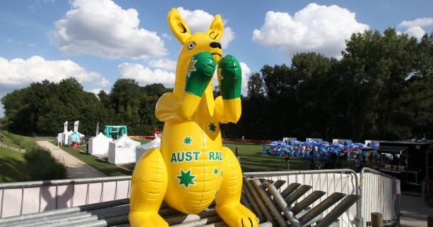 Rugby - L'Australie accueillera le Rugby Championship