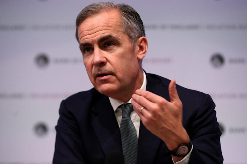 Stepping down: Mark Carney (PA)