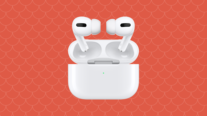 The best Apple AirPods yet at their lowest price of the year. (Photo: Amazon)