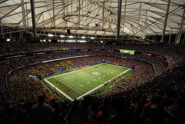 New College Football Hall of Fame in Atlanta set to open August 23 (Video)