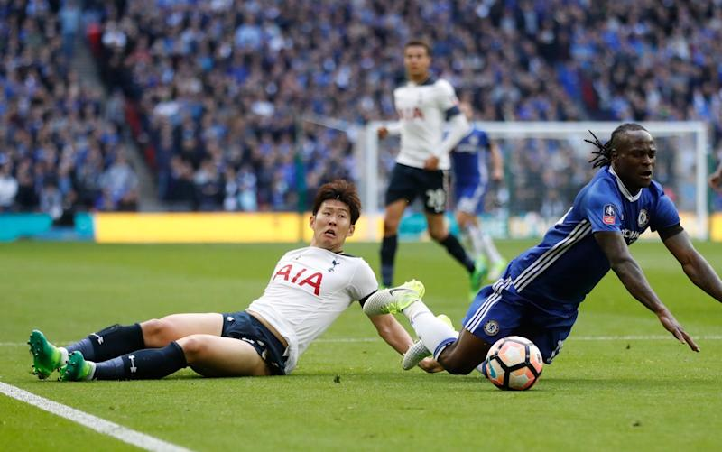 Tottenham - Credit: Reuters