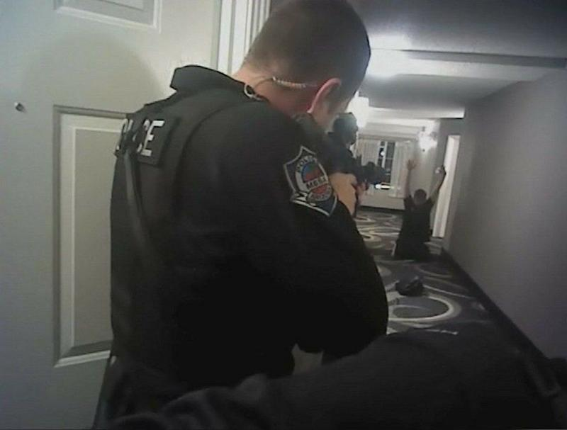 A body camera video captured the fatal shooting of 26-year-old Daniel Shaver.