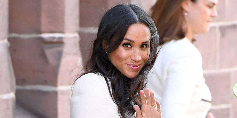 Meghan Markle's Father: Prince Harry Told Me To 'Give Trump A Chance'