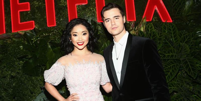 5a737bbbe Lana Condor and Her Boyfriend Anthony De La Torre Were the Cutest at ...