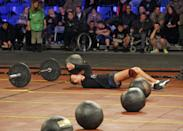 """<p>That's right, CrossFit <a href=""""https://s3.amazonaws.com/crossfitpubliccontent/CrossFitGames_Rulebook.pdf"""" rel=""""nofollow noopener"""" target=""""_blank"""" data-ylk=""""slk:isn't responsible for any of the cost"""" class=""""link rapid-noclick-resp"""">isn't responsible for any of the cost</a>. However, there are many full-time CrossFit athletes who <a href=""""https://morningchalkup.com/2019/04/19/can-athletes-really-make-a-living-doing-crossfit-my-experience-says-yes-opinion/"""" rel=""""nofollow noopener"""" target=""""_blank"""" data-ylk=""""slk:operate as a business"""" class=""""link rapid-noclick-resp"""">operate as a business</a> and receive tax write-offs for equipment.</p>"""