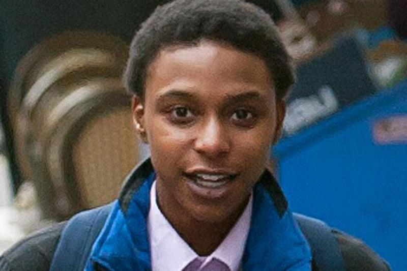 Tashanna Mauge, 18, attacked Akinyika Oyedapo at Denmark Hill station: Central News