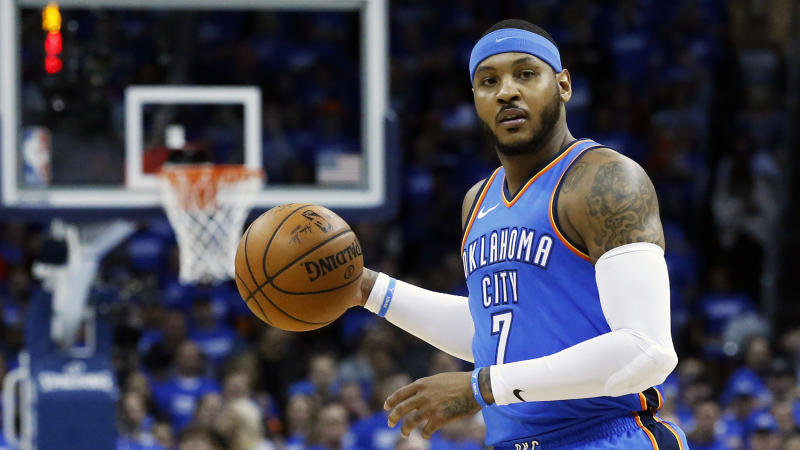 Rockets GM Opens Up About Houston's Interest In Carmelo Anthony