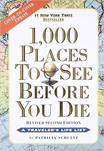 <p>If they've got a case of wanderlust, they'll love flipping through <span>1,000 Places to See Before You Die: Revised Second Edition</span> ($15) by Patricia Schultz.</p>