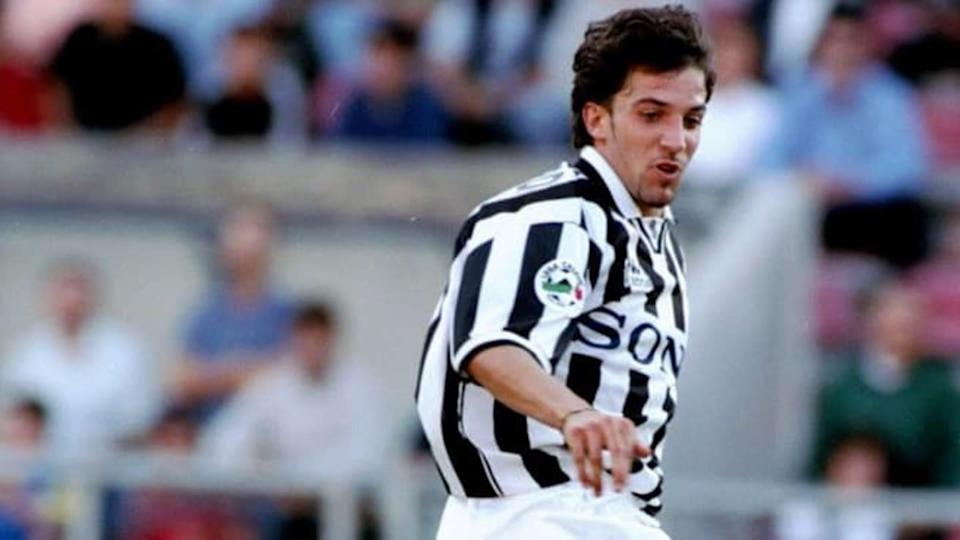 Alessandro del Piero of Juventus | Getty Images/Getty Images