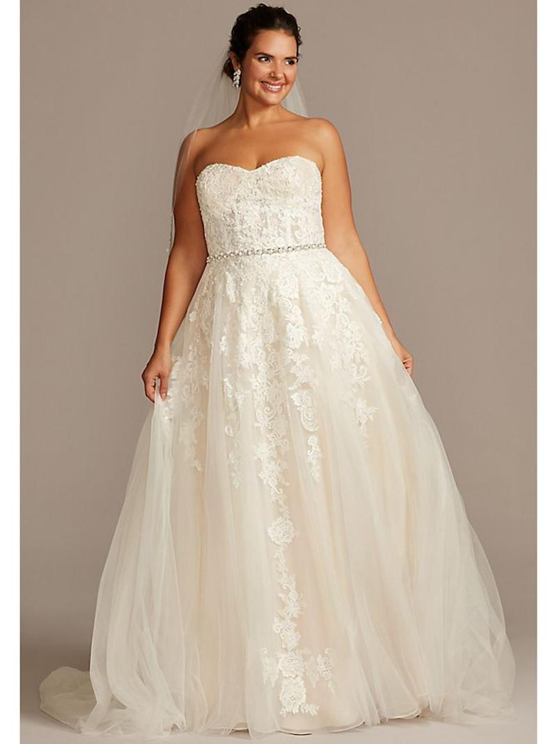 David\'s Bridal Will No Longer Charge More for All Wedding ...