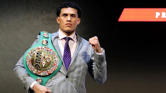 Yahoo Sports' Kevin Iole talks with WBC super middleweight champion David Benavidez.