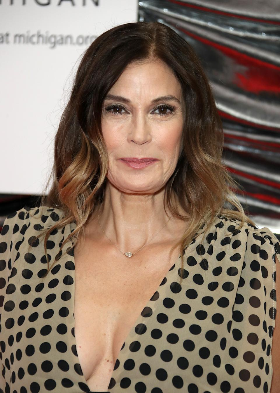 Teri Hatcher is opening up about life at 55. (Photo: Mike Marsland/WireImage)