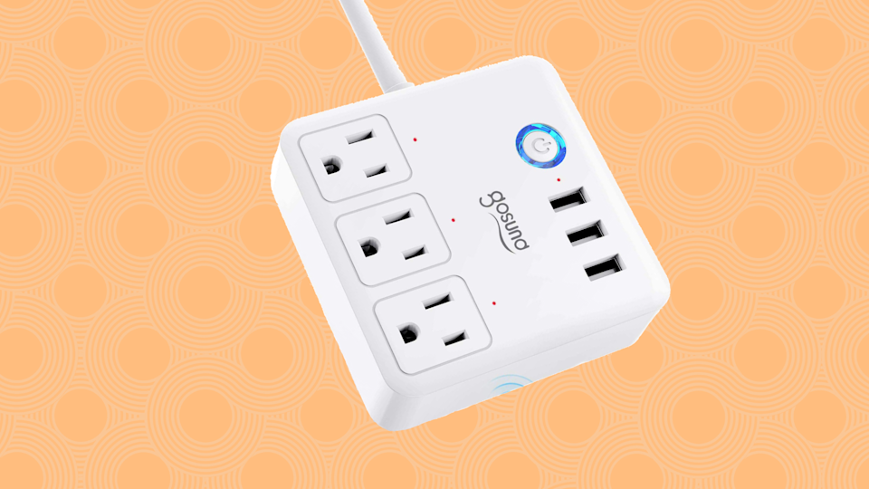 Turn one outlet into six smart plugs, instantly. (Photo: Amazon)