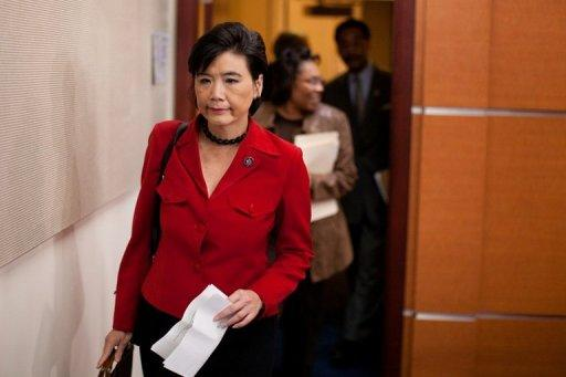 Judy Chu is the Democratic head of the US Congressional Asian Pacific American Caucus (CAPAC)