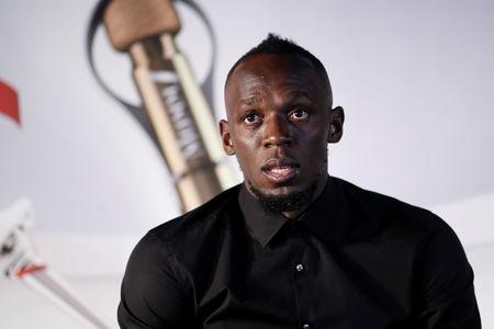 Usain Bolt in Federation Internationale de Football Association 19