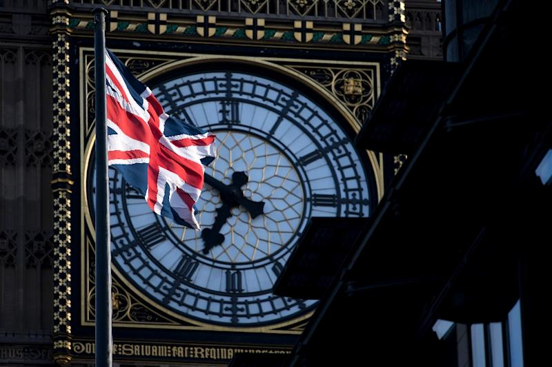 Economists said the 44-year unemployment low painted a bright picture, despite a slowing economy with Britain set to leave the European Union next week