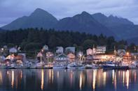 """<p>Sitka residents enjoy some of the most majestic scenery in our country. And guess who else does? Their pups, who are welcome in the <a href=""""https://www.bringfido.com/attraction/13453"""" rel=""""nofollow noopener"""" target=""""_blank"""" data-ylk=""""slk:Sitka National Historical Park"""" class=""""link rapid-noclick-resp"""">Sitka National Historical Park</a>.</p><p><a href=""""https://www.housebeautiful.com/lifestyle/kids-pets/news/a6383/best-cities-in-united-states-for-dogs/"""" rel=""""nofollow noopener"""" target=""""_blank"""" data-ylk=""""slk:These are the 10 most dog-friendly states »"""" class=""""link rapid-noclick-resp""""><em>These are the 10 most dog-friendly states »</em></a></p>"""