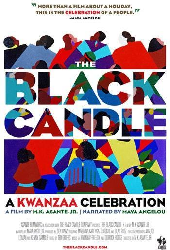 """<p>While there have been some television episodes and specials that lovingly depict and explain Kwanzaa, if you're looking for something movie-length to watch, pretty much the only one is <em>The Black Candle</em>. It's a documentary about the origins and history of the holiday, sort of a primer for families that may want to incorporate it into their winter traditions or anyone who'd like to learn more.</p> <p><a href=""""https://www.amazon.com/Black-Candle-Maya-Angelou/dp/B08PYL7H43"""" rel=""""nofollow noopener"""" target=""""_blank"""" data-ylk=""""slk:Available to stream on Amazon Prime Video"""" class=""""link rapid-noclick-resp""""><em>Available to stream on Amazon Prime Video</em></a></p>"""