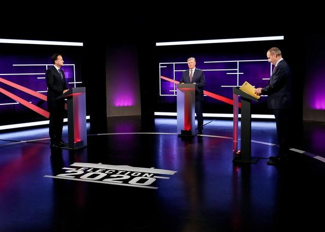 Wednesday's television debate