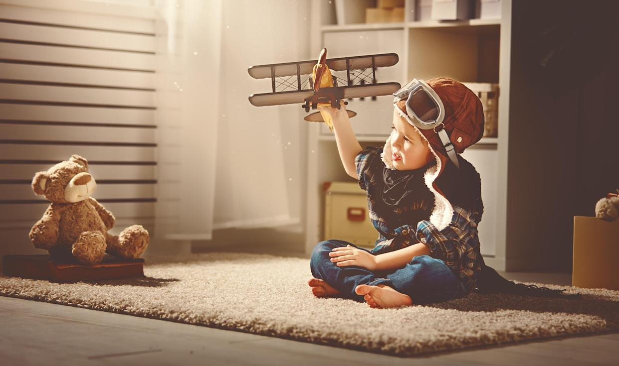 Should children be playing with more traditional toys? One expert believes so [Photo: Getty]