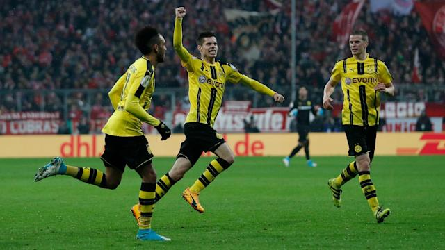 Borussia Dortmund's experience of playing big finals could mean it is their year in the DFB-Pokal, believes Sven Bender.