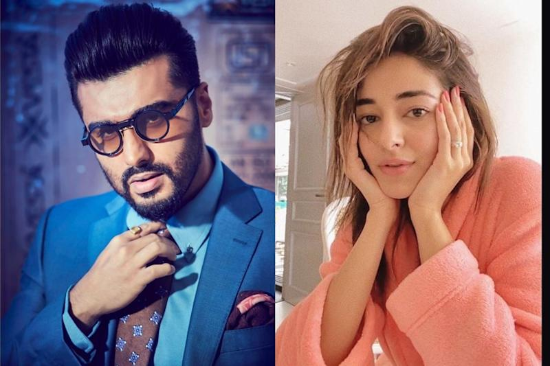 Arjun Kapoor Pokes Fun at Ananya Panday