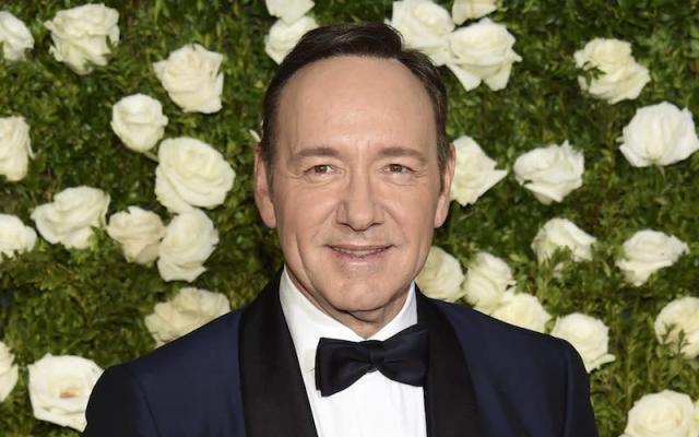 "<p>Actor Kevin Spacey, 58, is accused of sexual misconduct involving a 14-year-old boy. Now an adult, Anthony Rapp told <a href=""https://www.buzzfeed.com/adambvary/anthony-rapp-kevin-spacey-made-sexual-advance-when-i-was-14?utm_term=.he8bWYkbEL#.bpQwpeOwJ5"" rel=""nofollow noopener"" target=""_blank"" data-ylk=""slk:Buzzfeed News"" class=""link rapid-noclick-resp""><span>Buzzfeed News</span></a> about his alleged encounter, which reportedly happened when Spacey was 26. Rapp publicly alleges in a story published on October 29 that Spacey invited him over to his apartment, picked him up, placed him on his bed and climbed on top of him. The star of <em>American Beauty</em>, <em>Se7en</em> and <em>L.A. Confidential</em> responded with a statement in which he denied recollection of the event but apologized for ""deeply inappropriate drunken behaviour,"" and used the platform to come out as a gay man. Since the story broke, others have accused Spacey of sexual advances, including one person who claimed <a href=""http://www.bbc.com/news/entertainment-arts-41829484"" rel=""nofollow noopener"" target=""_blank"" data-ylk=""slk:the actor groped him"" class=""link rapid-noclick-resp""><span>the actor groped him</span></a>. Netflix has since suspended production of his hit series <em>House of Cards,</em> and Spacey's representative says he is seeking treatment. Photo from The Associated Press. </p>"