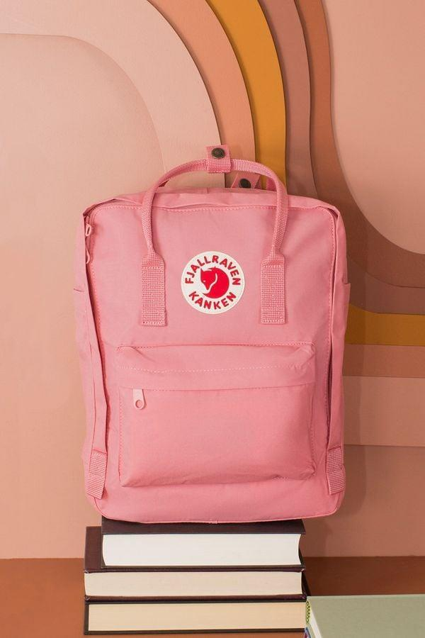 <p>This <span>Fjallraven Kanken Backpack</span> ($80) comes in so many fun colors.</p>