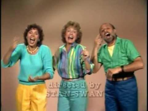 """<p>Canadian musical trio <a href=""""https://www.countryliving.com/life/entertainment/g4436/sharon-lois-bram-trivia/"""" rel=""""nofollow noopener"""" target=""""_blank"""" data-ylk=""""slk:Sharon, Lois & Bram"""" class=""""link rapid-noclick-resp"""">Sharon, Lois & Bram</a>'s <em>The</em> <em>Elephant Show</em> originally ran on CBC from 1984-1989 before it aired on Nickelodeon until 1996. </p><p><a href=""""https://www.youtube.com/watch?v=qPdV8jXAjUQ"""" rel=""""nofollow noopener"""" target=""""_blank"""" data-ylk=""""slk:See the original post on Youtube"""" class=""""link rapid-noclick-resp"""">See the original post on Youtube</a></p>"""