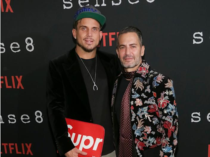 charly defrancesco marc jacobs
