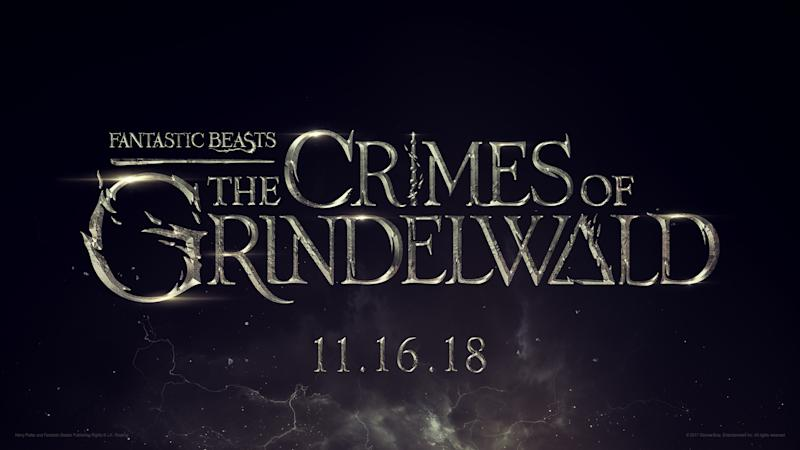 Deathly Hallows Spotted In Fantastic Beasts Sequel Poster