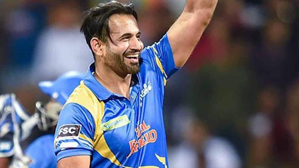 Irfan Pathan becomes fourth player from RSWS to test COVID-positive