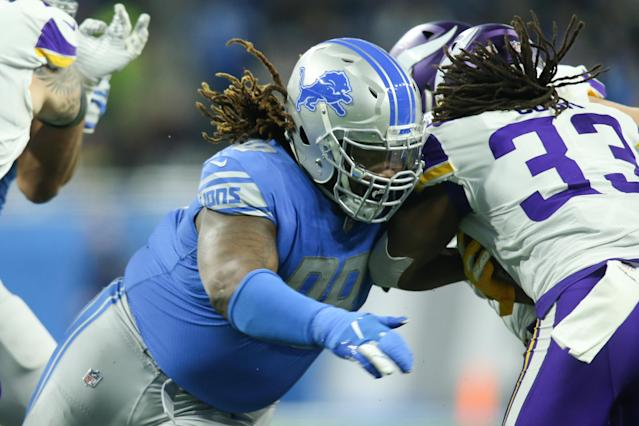 Damon Harrison is one of the best run-stuffers in the league. (Getty Images)