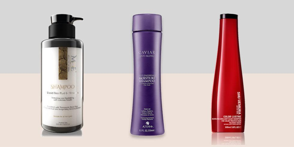 8 best shampoos for colored hair for Salon shampoo