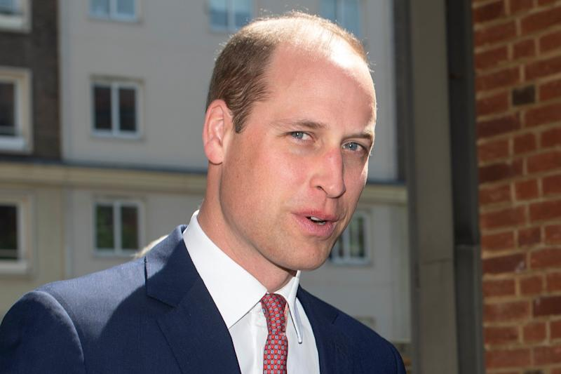 Prince William earlier this year (PA)