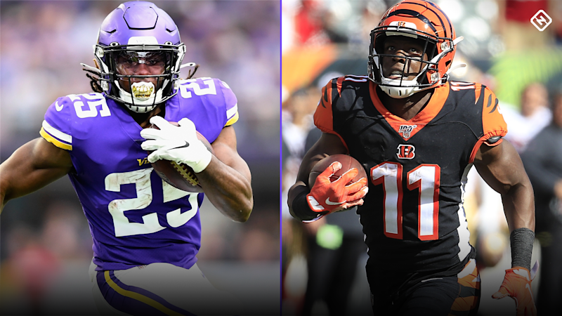Fantasy Waiver Wire Week 14: Dalvin Cook injury makes Alexander Mattison a top pickup, plus more free agent adds