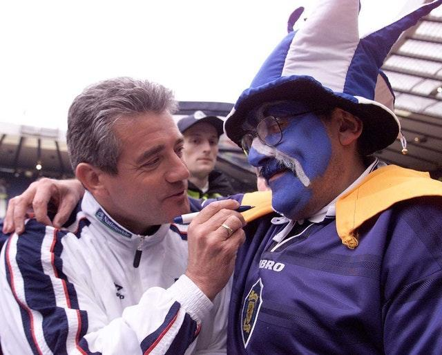 Kevin Keegan admitted England got lucky in 1999.