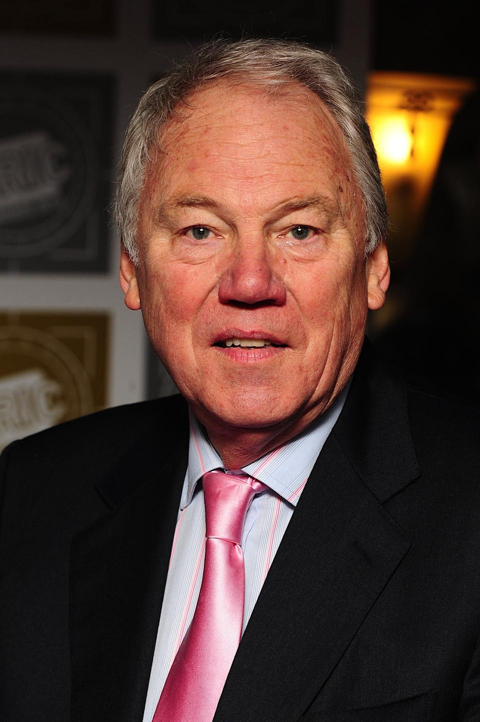 <strong>Peter Sissons (1942-2019)</strong><br />The journalist's broadcasting career spanned more than 40 years and he appeared as a newsreader on ITN and the BBC.