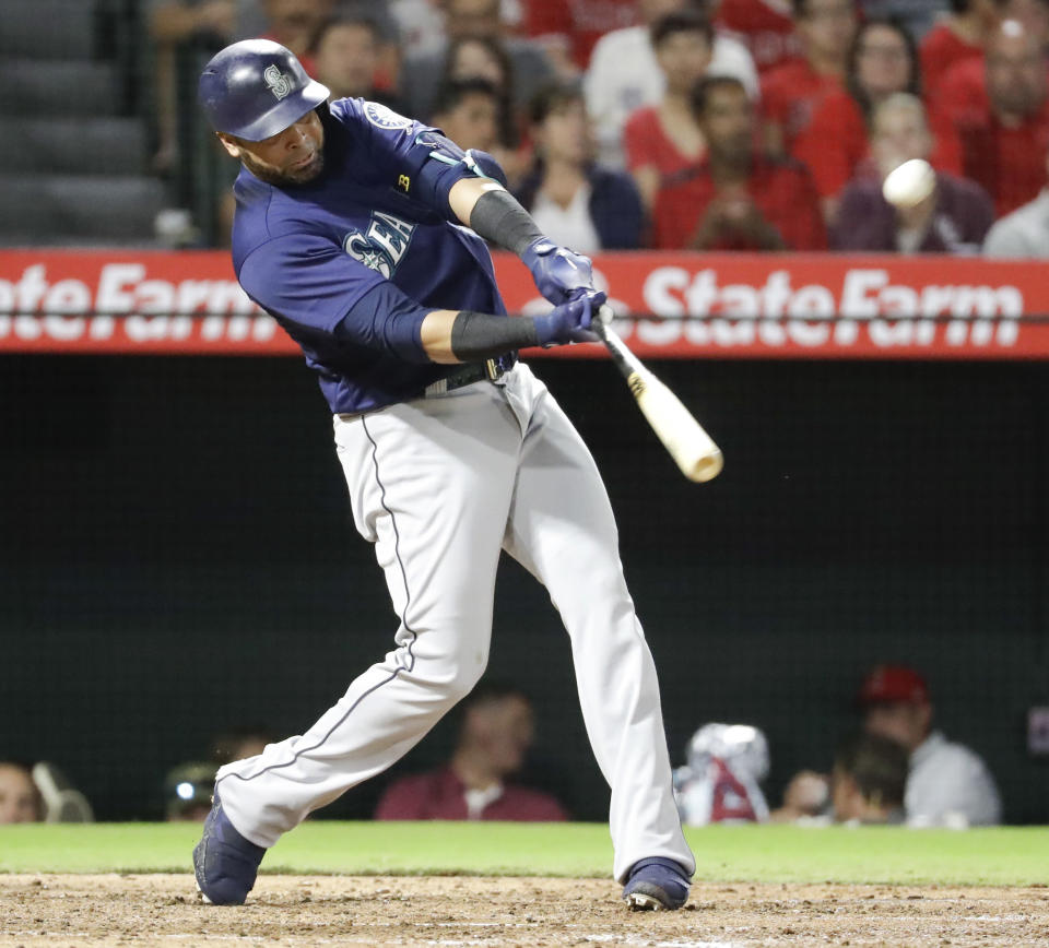 The Regression Police filed Chapter 11 after betting against Nelson Cruz every year (AP Photo/Chris Carlson, File)
