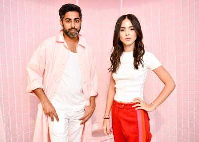 Founders of Museum of Ice Cream, Maryellis Bunn and Manish Vora, launch Figure8, an experience-first development company.