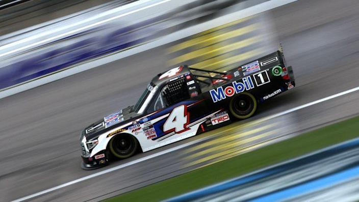 NASCAR Camping World Truck Series Wise Power 200