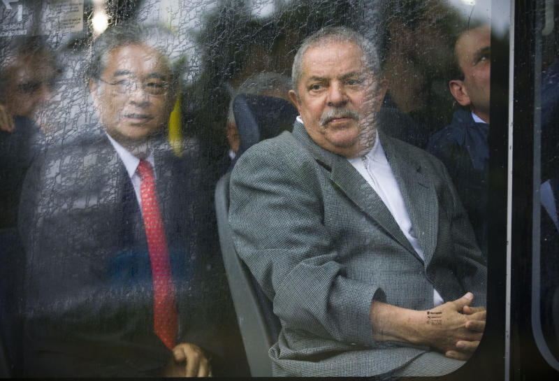 Brazil: allegations against ex-leader to be probed