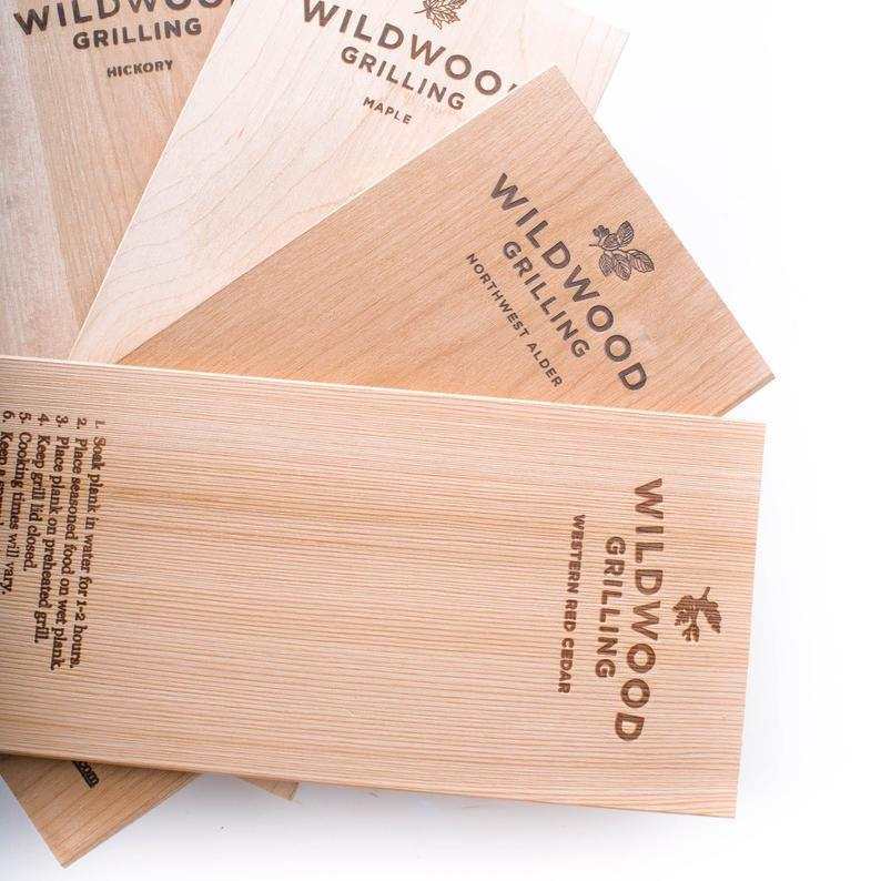 """<p><strong>Wildwood Grilling</strong></p><p>etsy.com</p><p><strong>$24.99</strong></p><p><a href=""""https://go.redirectingat.com?id=74968X1596630&url=https%3A%2F%2Fwww.etsy.com%2Flisting%2F520571798%2Fgrilling-planks-variety-pack-6-wood&sref=https%3A%2F%2Fwww.goodhousekeeping.com%2Fholidays%2Fgift-ideas%2Fg29369141%2Fbest-gifts-for-brother-in-law%2F"""" rel=""""nofollow noopener"""" target=""""_blank"""" data-ylk=""""slk:Shop Now"""" class=""""link rapid-noclick-resp"""">Shop Now</a></p><p>The next time he grills, he can stick meat, fish, or veggies on one of these wooden planks to infuse natural flavor. This pack comes with six different wood types — cedar, maple, and oak, to name a few — so he can choose which flavor profile works best for his entrée.</p>"""