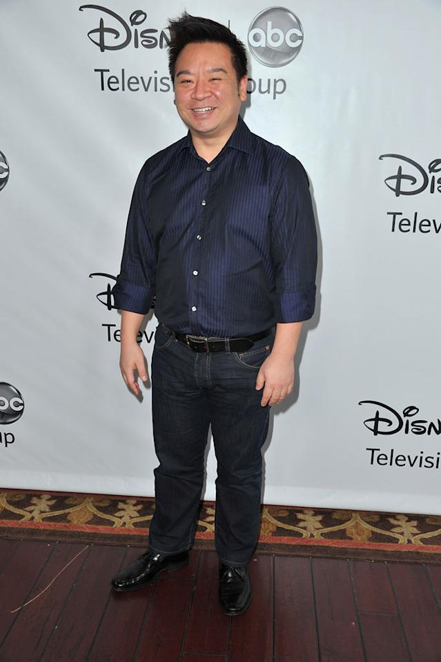 """<a href=""""/rex-lee/contributor/627959"""">Rex Lee</a> (""""<a href=""""/suburgatory/show/47407"""">Suburgatory</a>"""") attends the 2012 ABC Winter TCA All-Star Party at the Langham Huntington Hotel on January 10, 2012 in Pasadena, California."""